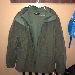 NWT Men's XL North Face Coat